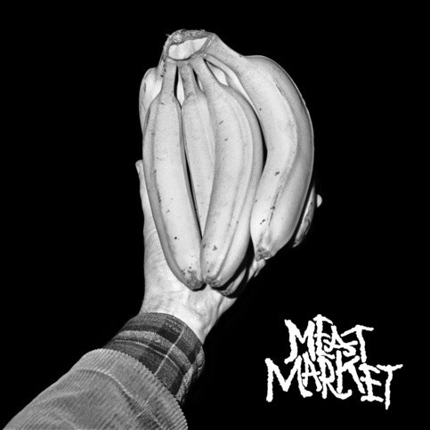 Meat Market LP 2012 Cover image by Raphael Villet