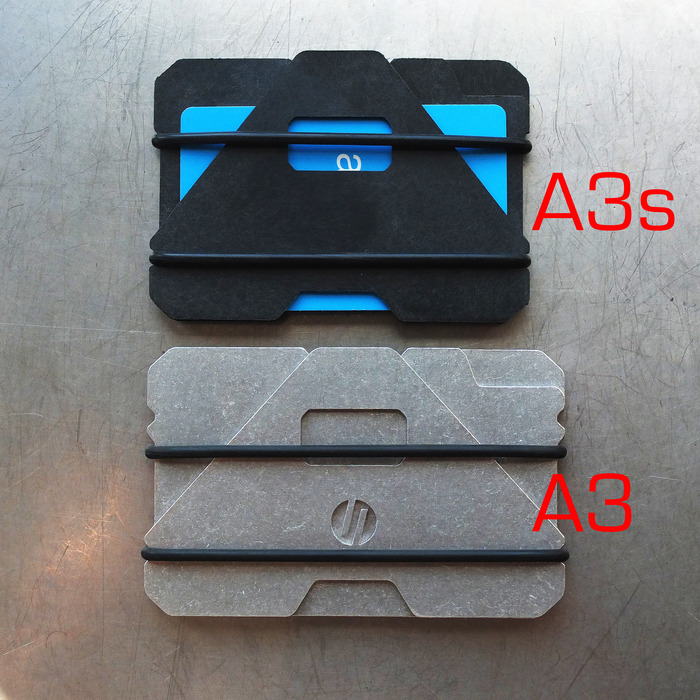 COMPARISON BETWEEN A3 AND A3s.