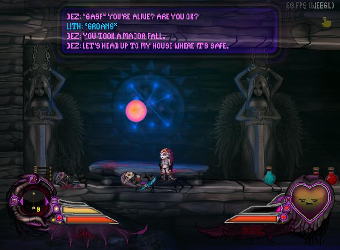 Advanced Retro Dialog & Event System