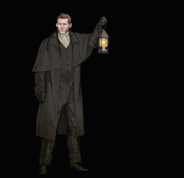 Costume Design for Nicholas Grimshaw