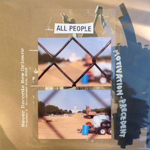 "all people - ""precedent"" - exclusive never records session"