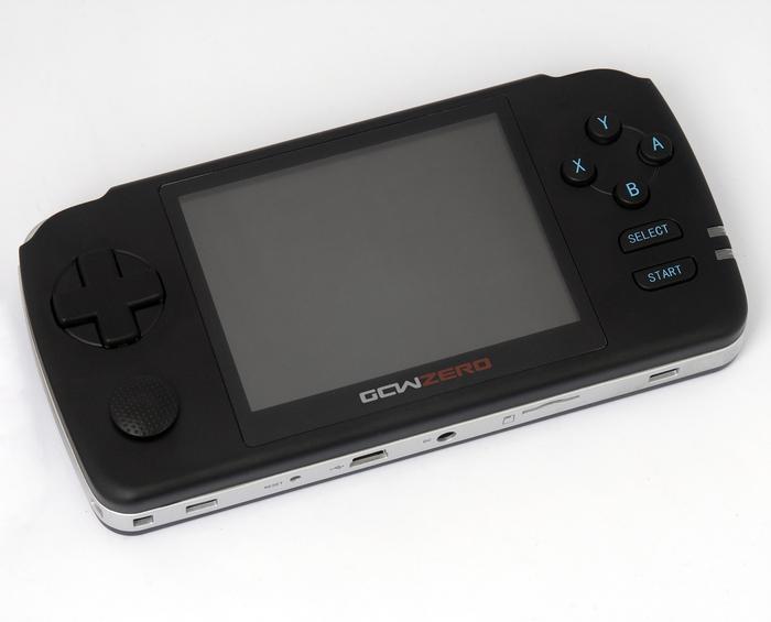 GCW Zero на Kickstarter