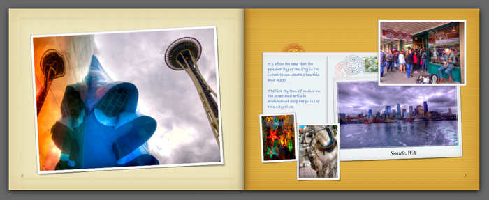 Postcards from a Geek: Coffee Table Book Example