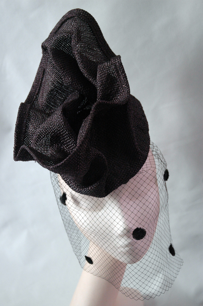 Recently added Reward:  a version of the sculptural hat I made for Teresa of the Real Housewives of New Jersey this season