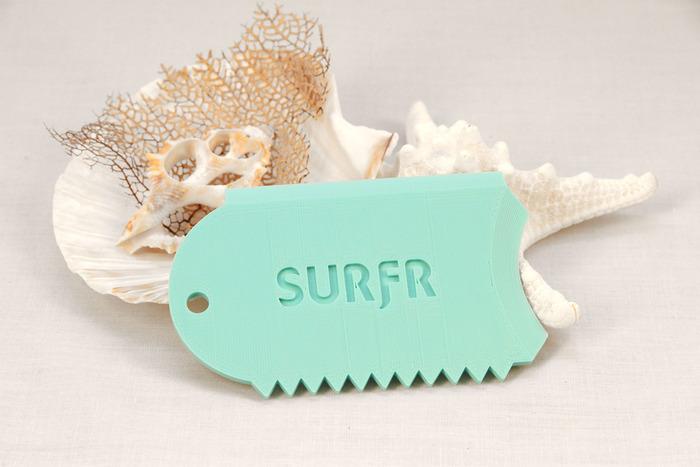 Surfr Waxcomb