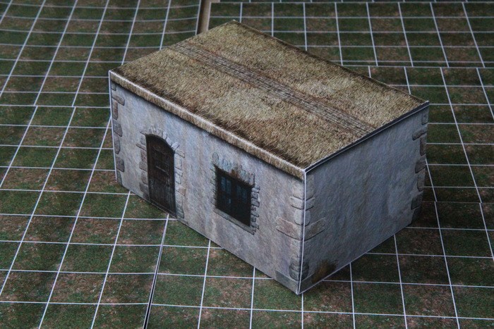 large building - prototype 2