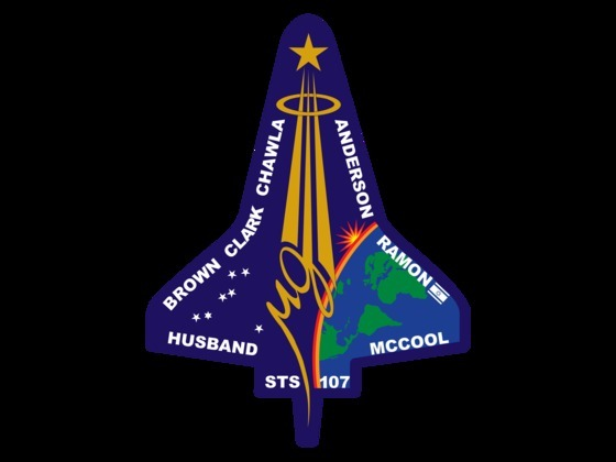 Columbia STS-107