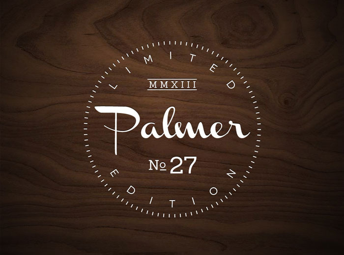 Palmer iPhone Dock - Limited Edition (only 100 made)