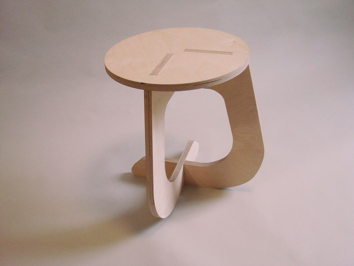 This Stool Rocks (Easy Rock)