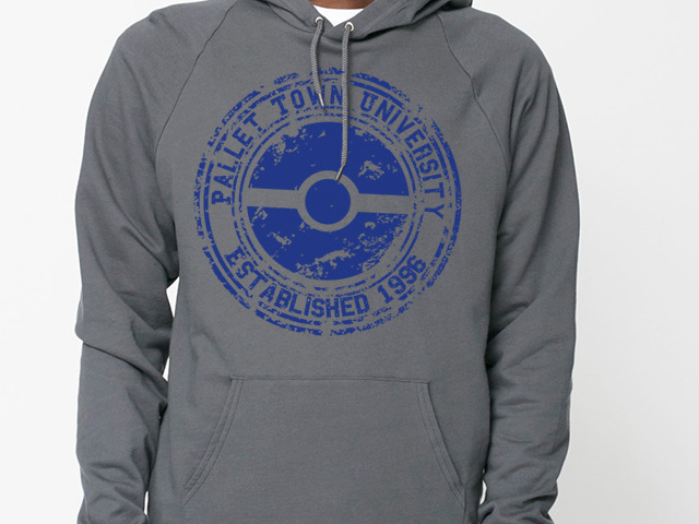 $46 reward, blue hoodie! Available in sizes XS, S, M, L, XL, please check sizing chart! + Any Stretch Goals Obtained!