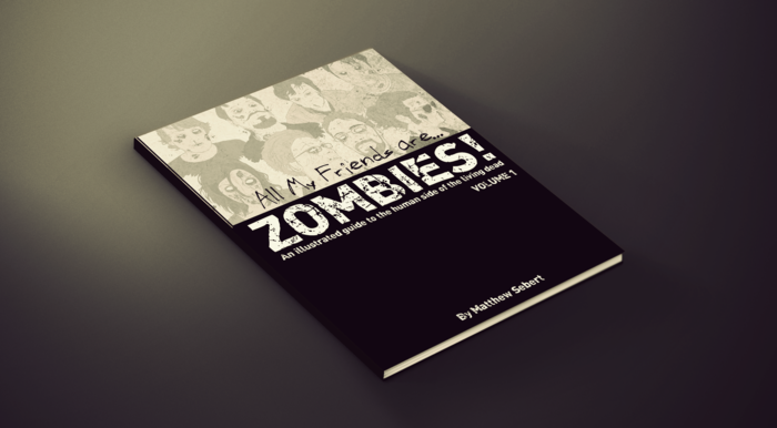 """one of the most inventive ideas to be put into book form"" - Zombies and Toys"