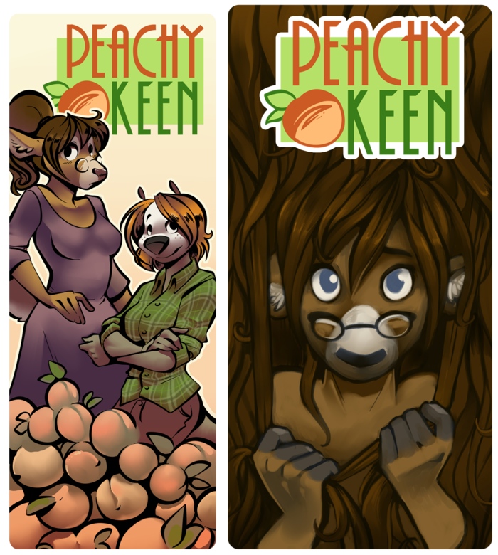 Two possible bookmark designs!
