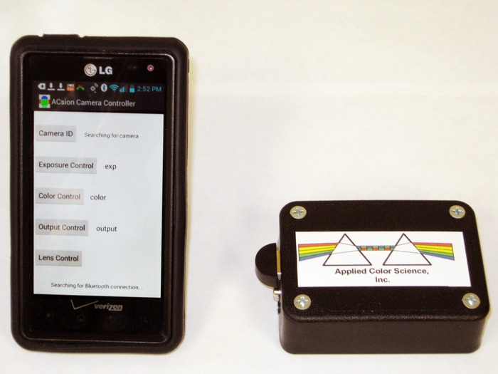 ACSion Android Camera Controller