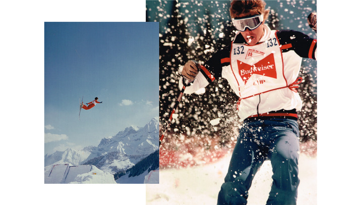 TRIUMPH OF WONDER. Go skiing with Frank Beddor!