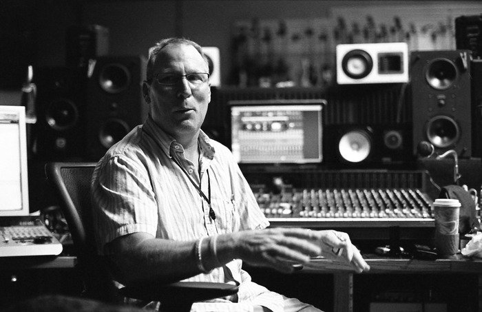 Craig Schumacher, Audio Engineer.  Founder of WaveLab Studio.