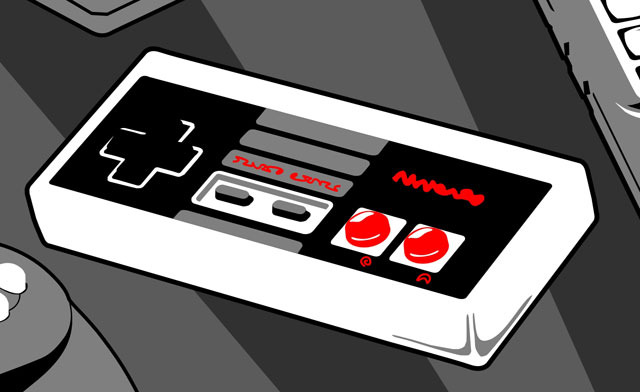 The Classic NES Controller