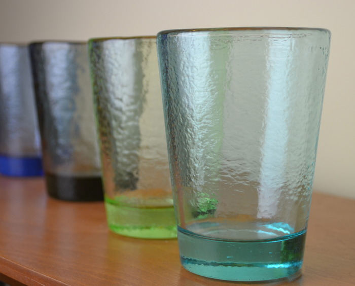 12 oz. Recycled Glass Tumblers