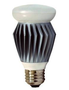 13.5 watt LED bulb, 60 watt incandescent equivalent