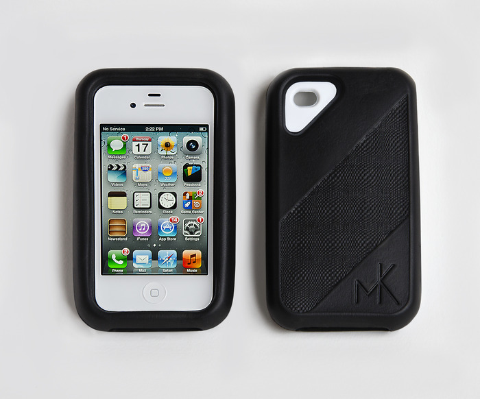 the case - front and back