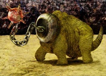 Vornheim's Flailceratops