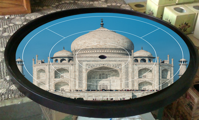 Taj Mahal Board