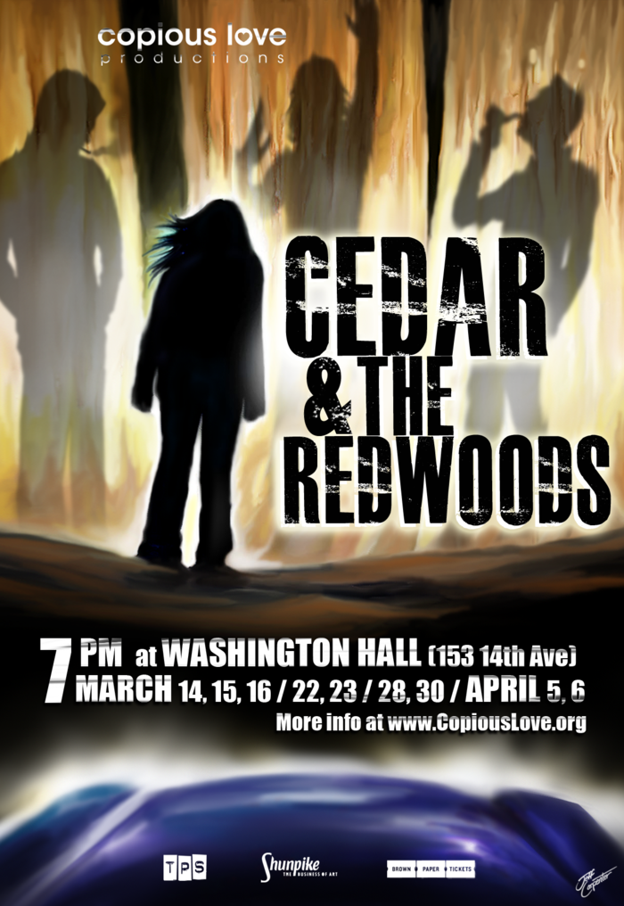 """Cedar & The Redwoods"""