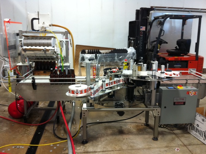 Our future bottling line?