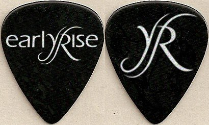 EARLYRISE GUITAR PICKS!!