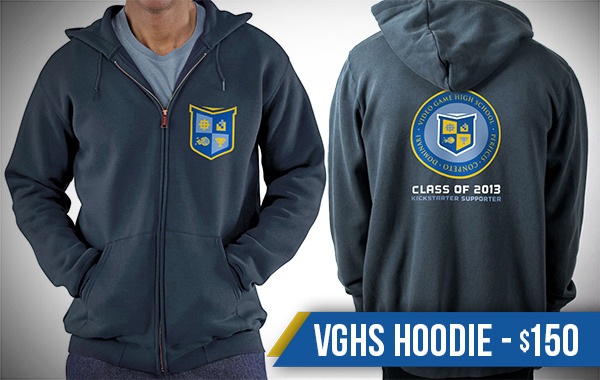 $150 Junior Supporter Option - VGHS Hoodie!