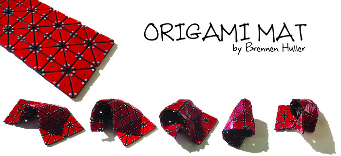 *REWARD #7 - Origami mat