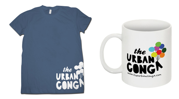 *REWARD #3 - T-Shirt and Coffee Mug