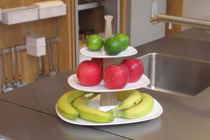 Keeps fruit separate