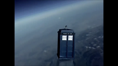 Our TARDIS reached a height of around 30,000m.