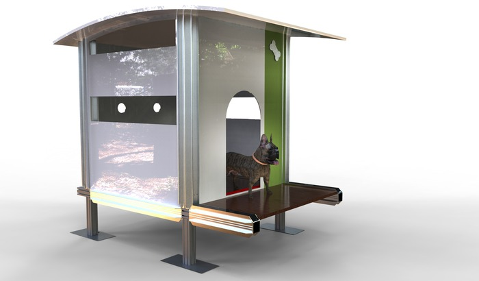 *Reward - AbleNook Mod Doghouse (rendering)