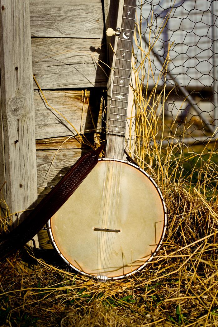 """12"""" Ome Jubilee Open Back Banjo"""