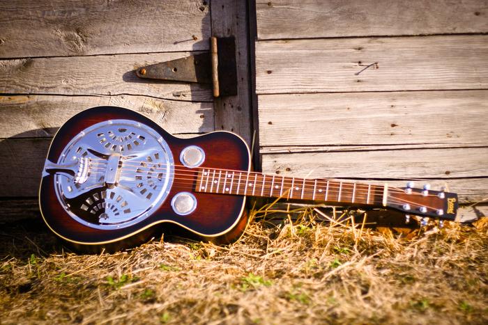 Beard Guitars Vintage R Squareneck Resonator