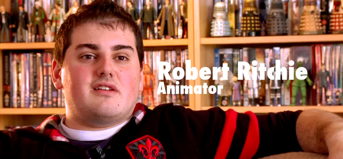 Rob Ritchie - Animator