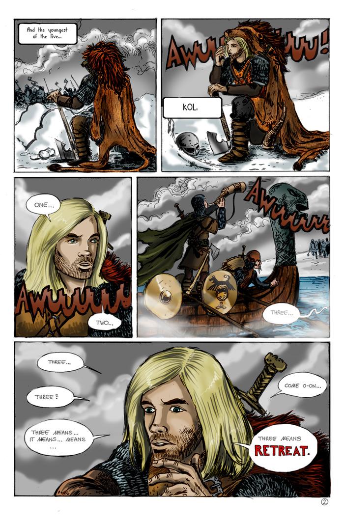 VIKE, VOLUME 1 (page 2)