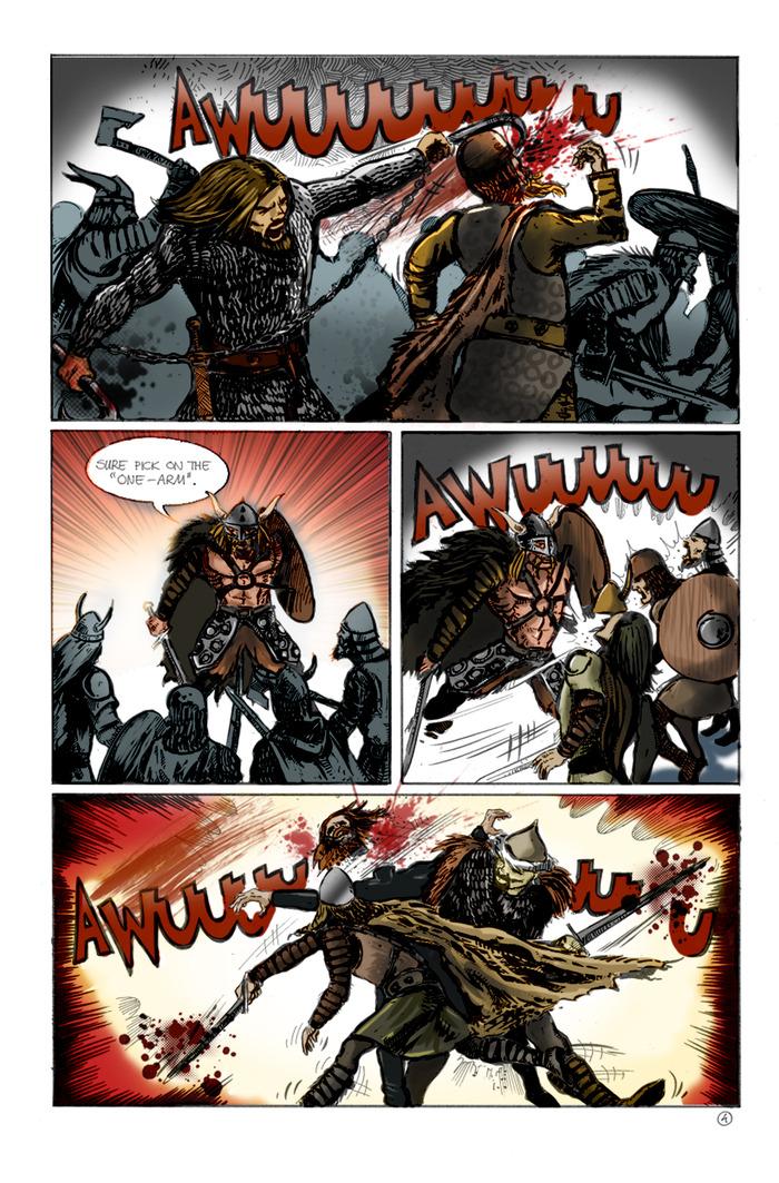 VIKE, VOLUME 1 (page 4)