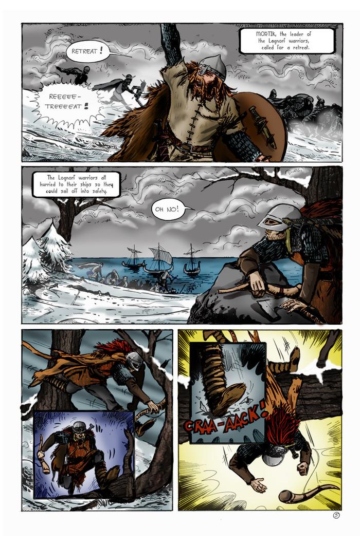 VIKE, VOLUME 1 (page 5)