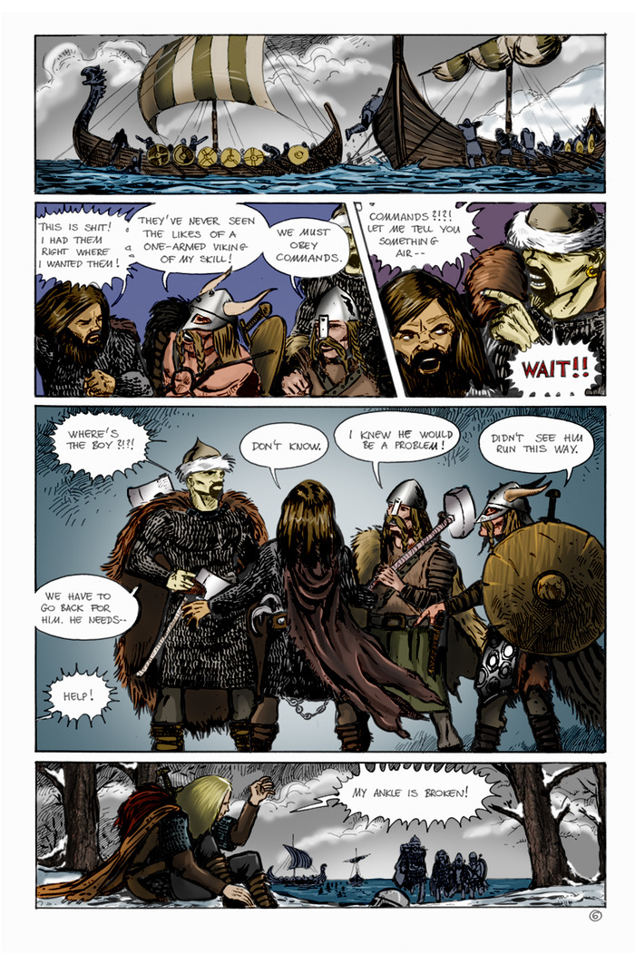 VIKE, VOLUME 1 (page 6)