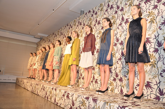 Nary Manivong Co-Designed NAHM Collection Fall 2012
