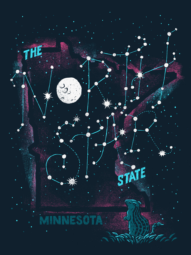 The North Star State- Minnesota