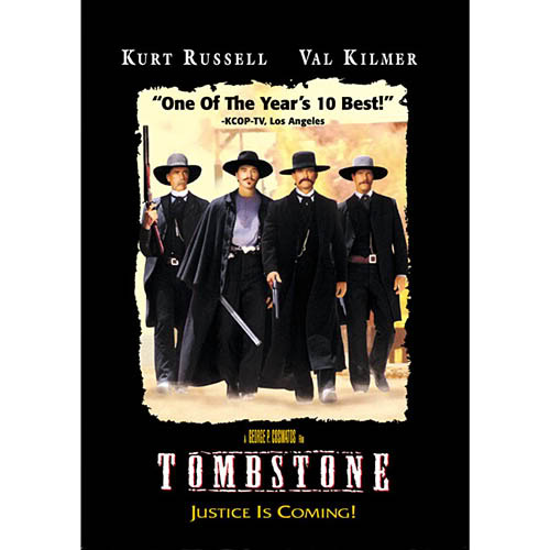 Movie Poster from Tombstone