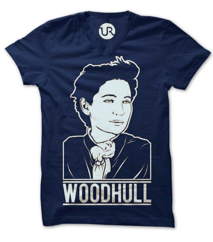 Victoria Woodhull - The first woman to run for US presidency in 1872.
