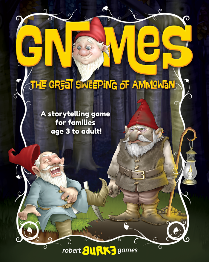 Gnomes: The Great Sweeping of Ammowan