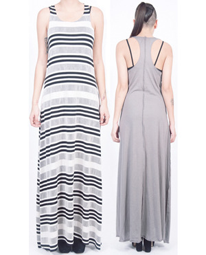 Fig. J: Maxi Tank Dress by Alexa Stark