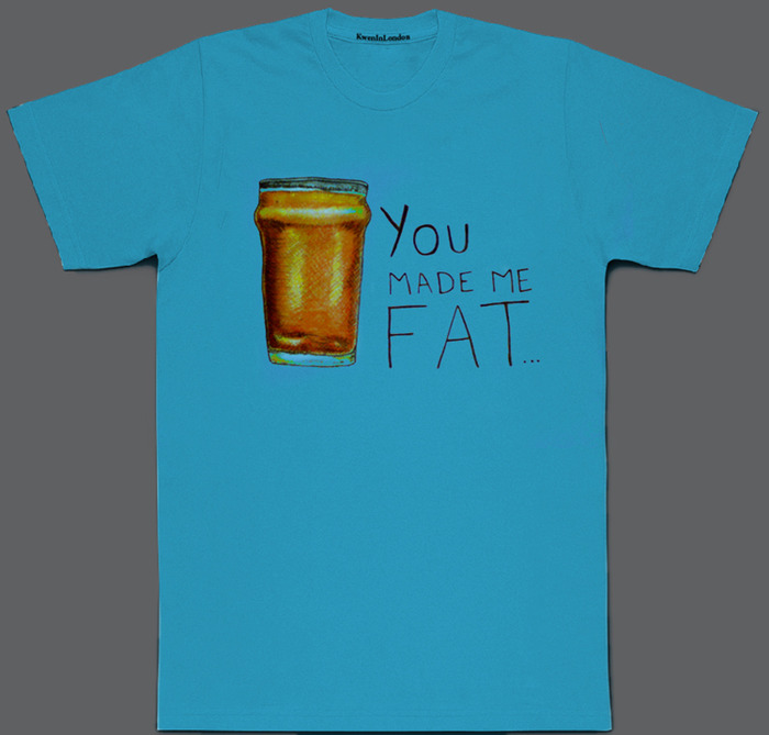 Beer, You made me FAT