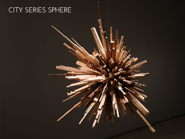Click to see the making of City Sphere