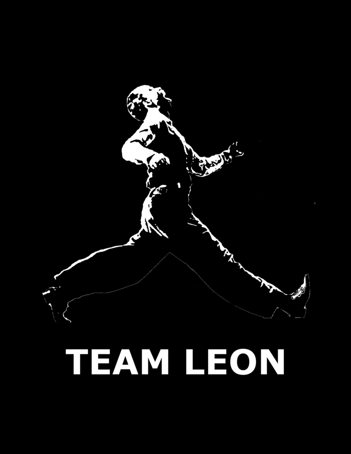 Team Leon - flashy!